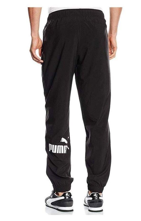 Puma Herren ESS Woven Pants, Op Hose: : Sport